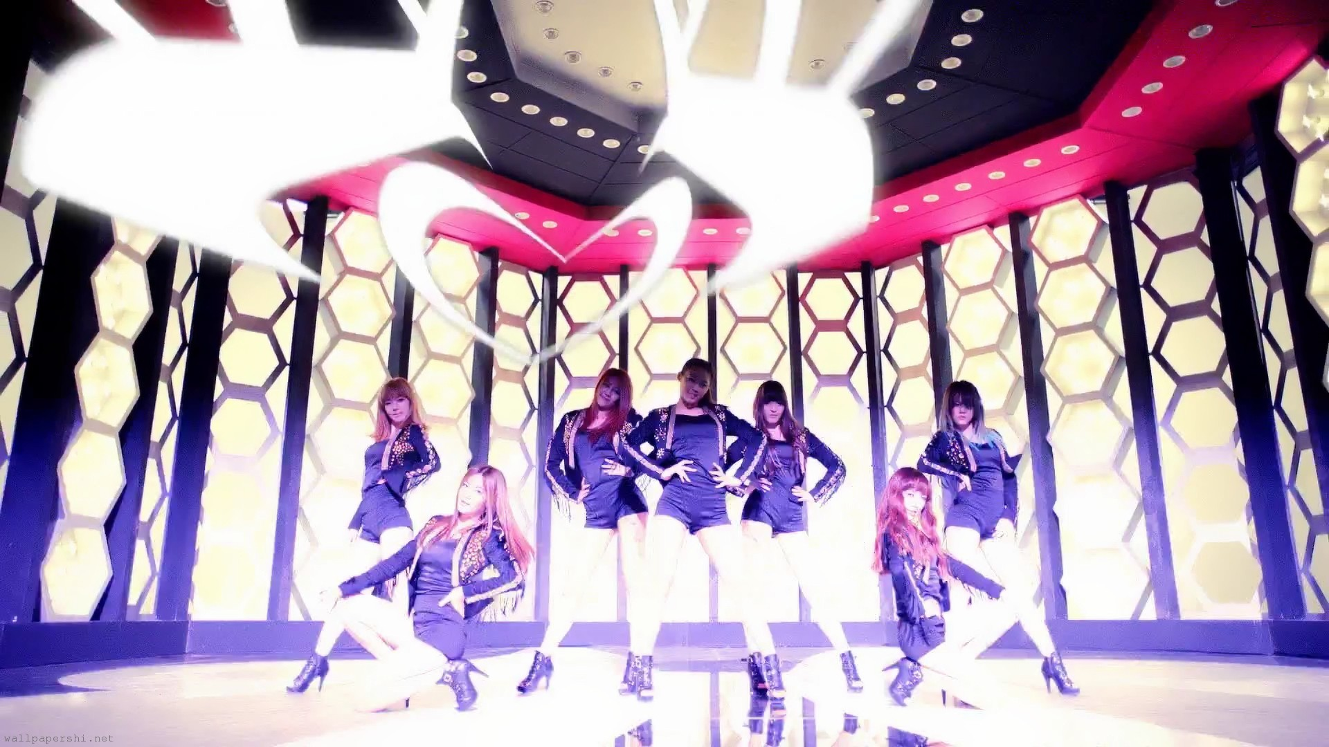 AOA Outh Korean Idol Girl HD Wallpaper