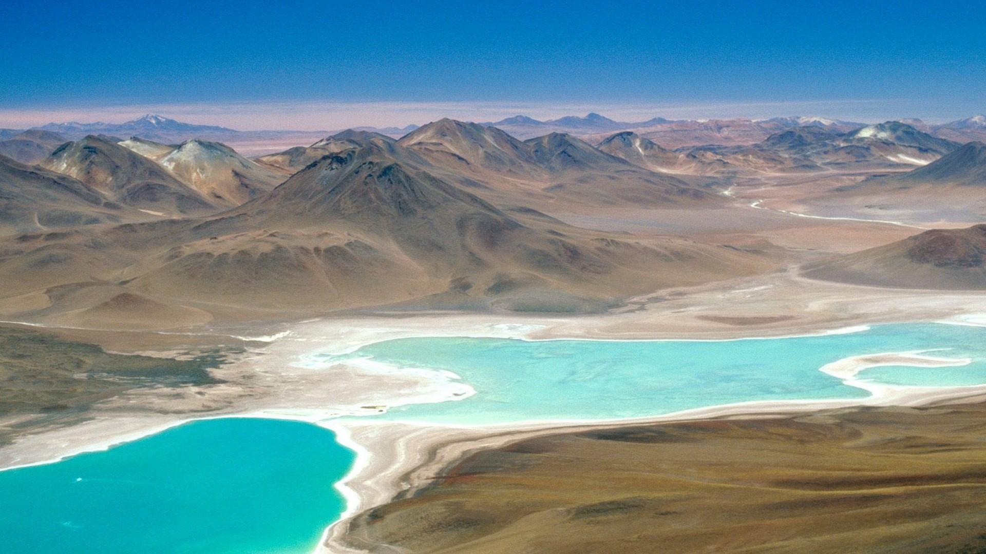 Bolivia Verde  HD Wallpaper