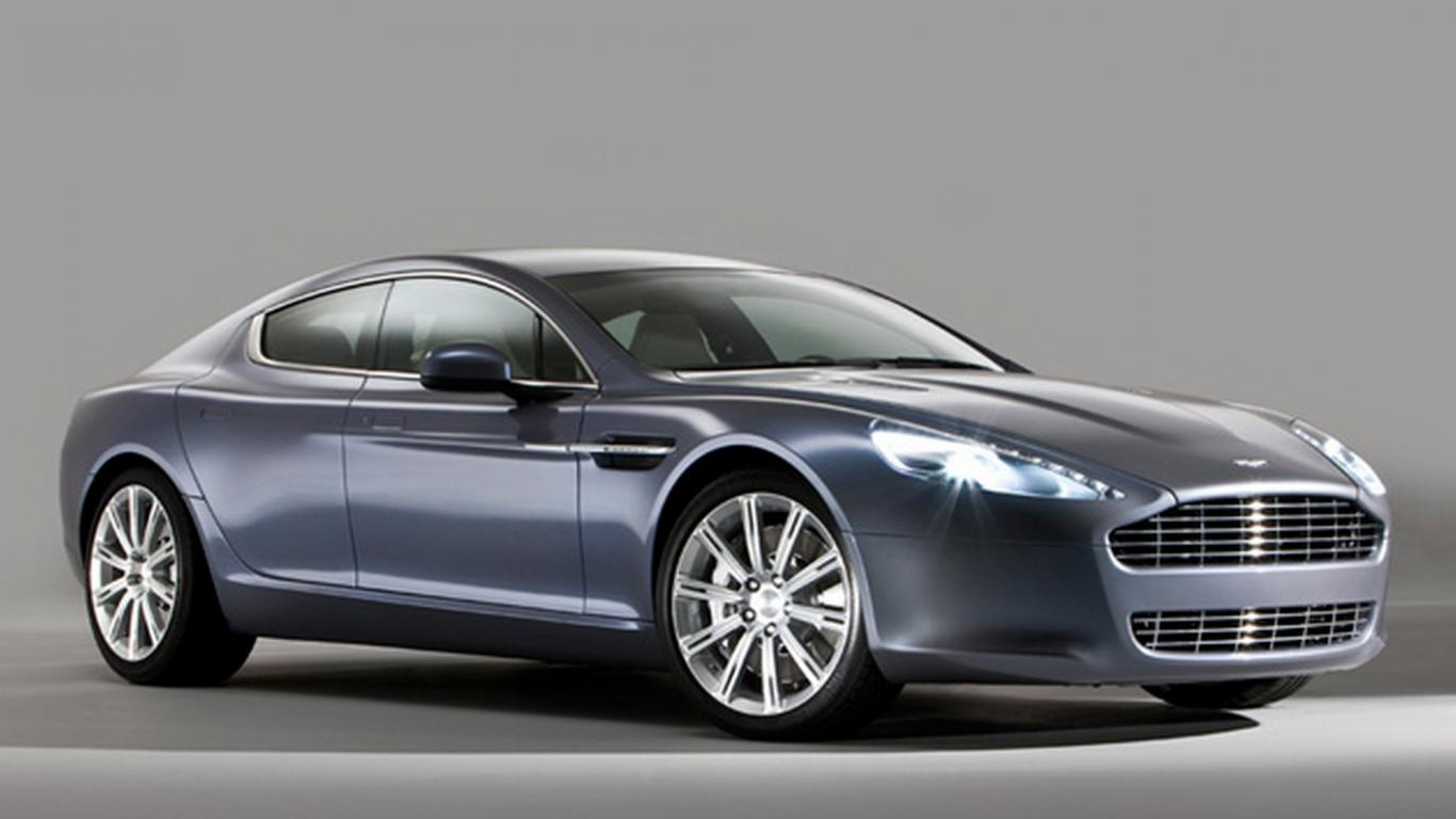 2011 Aston Martin Rapide HD Wallpaper