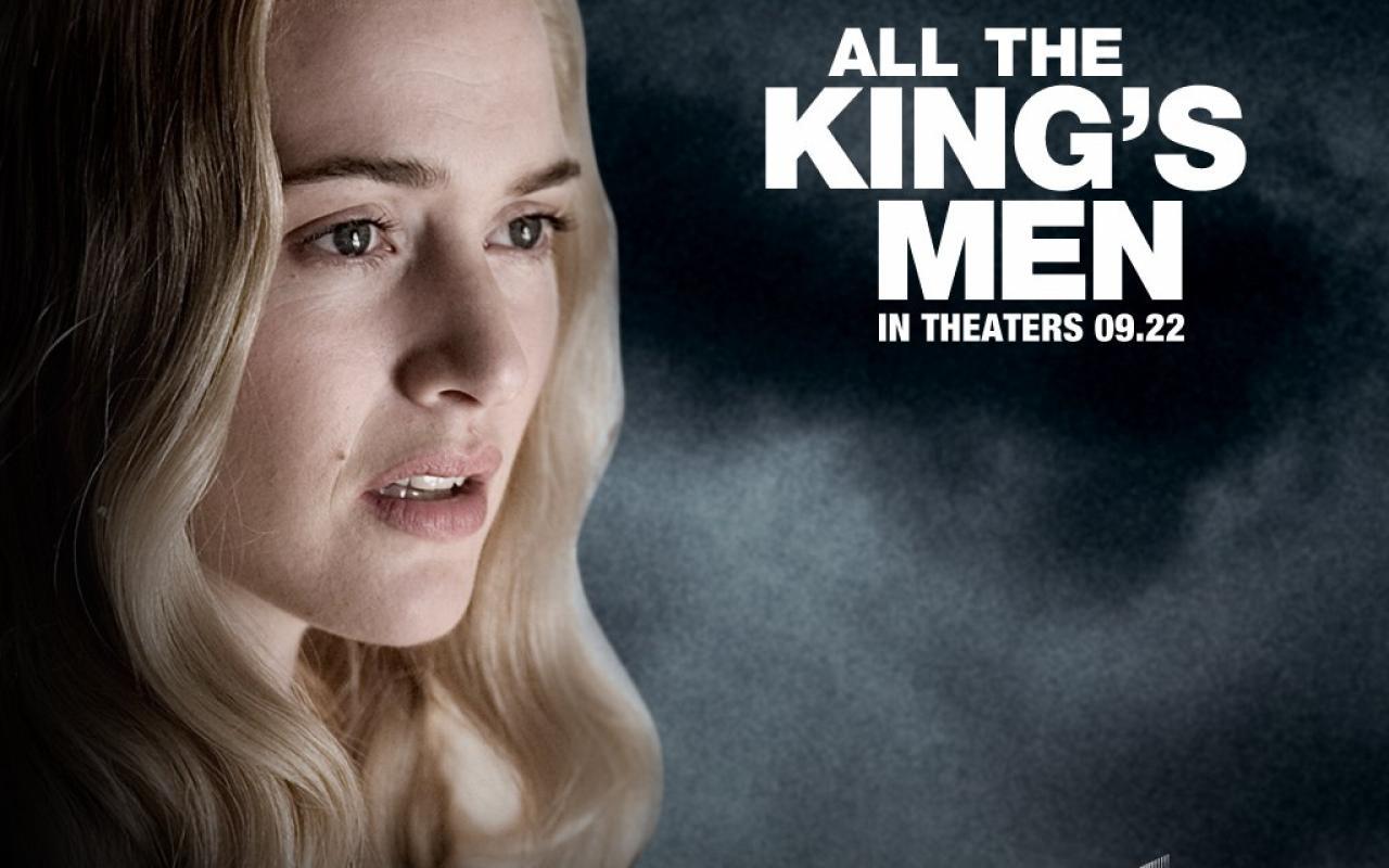 KATE WINSLET IN ALL THE KINGS MEN HQ DESKTOP  HD Wallpaper