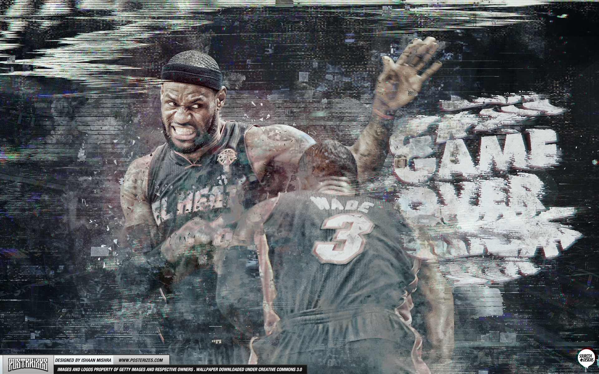 Miami Heat  by HD Wallpaper