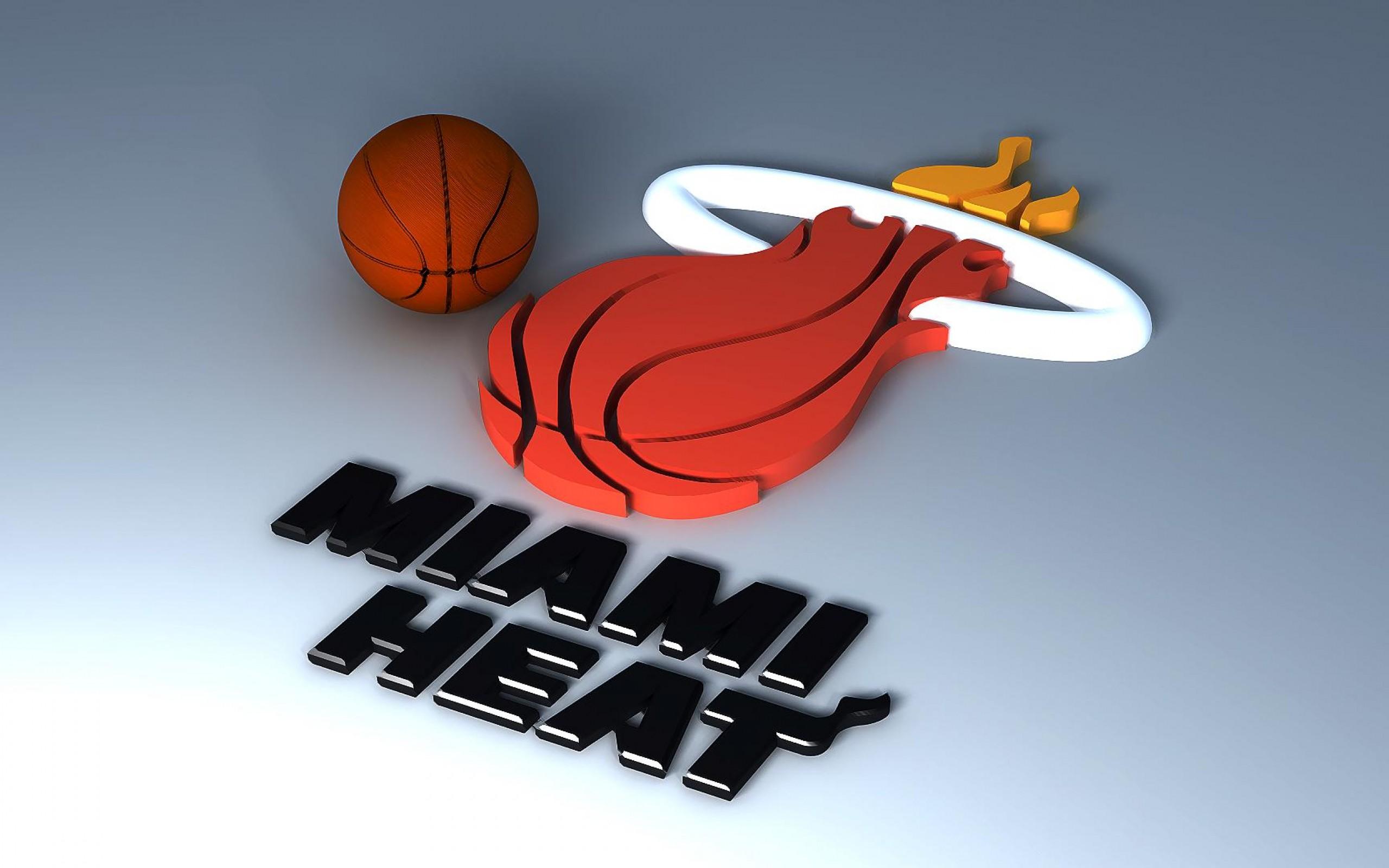 Miami  Heat  Basketball   Top  HD Wallpaper