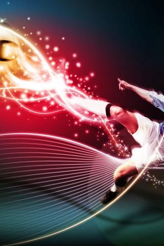 Soccer Ball Vector    bah HD Wallpaper