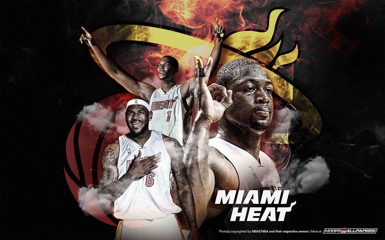 Miami Heat Big Three    Free Download Miami Heat Big HD Wallpaper