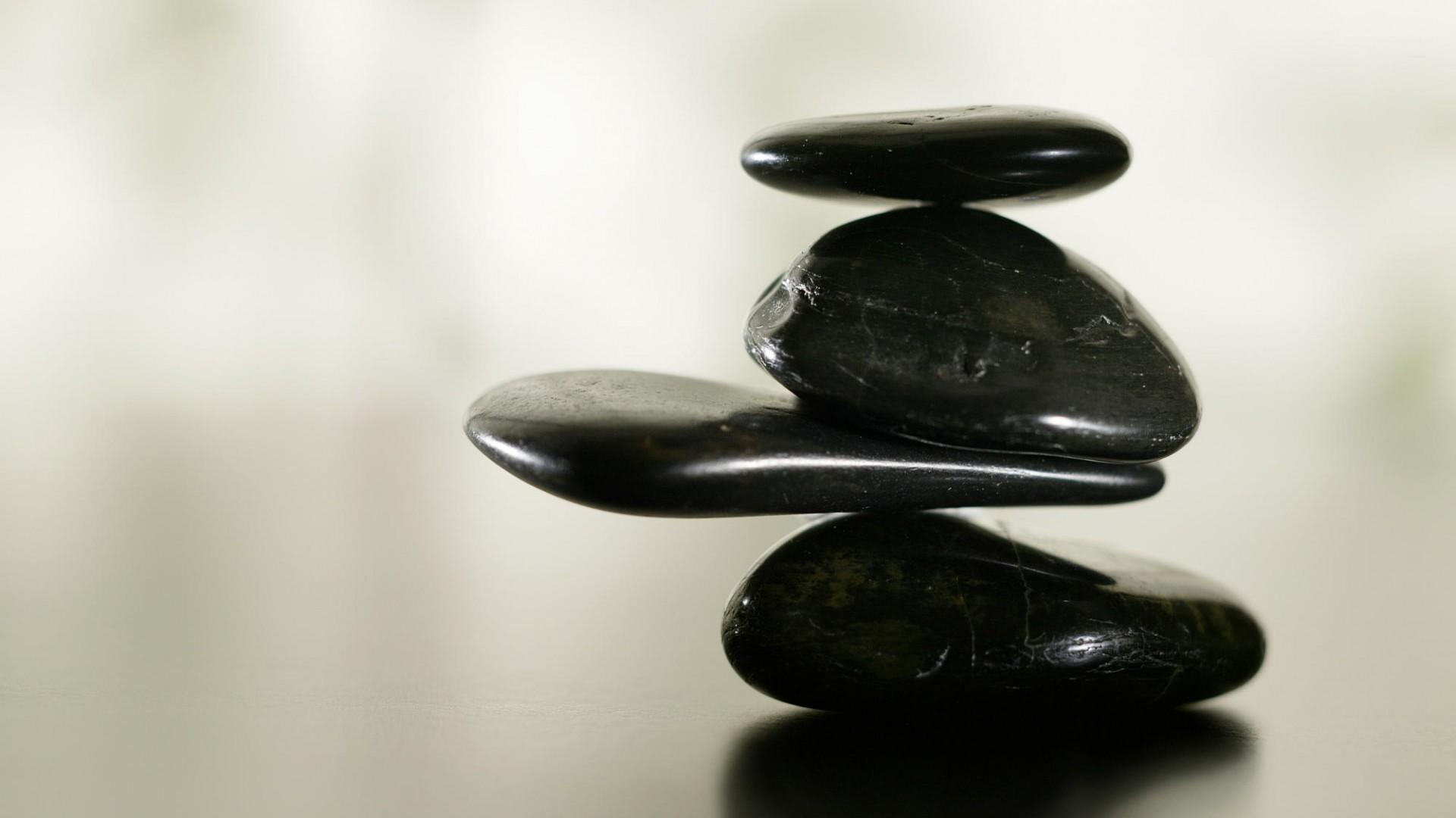 Balancing Stones   Balance  Balancing  Black n white  Stone HD Wallpaper