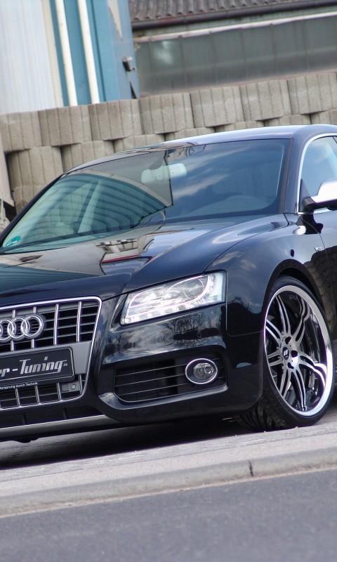 Audi S5 Sportsback Grand prix by Senner Tuning    img HD Wallpaper