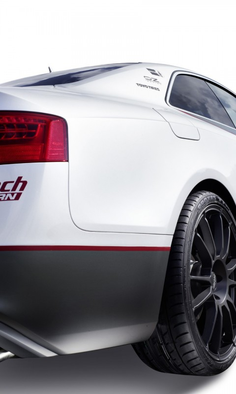 tuning  rims  white cars   Audi S5   2012  Eibach Audi S5 Project HD Wallpaper