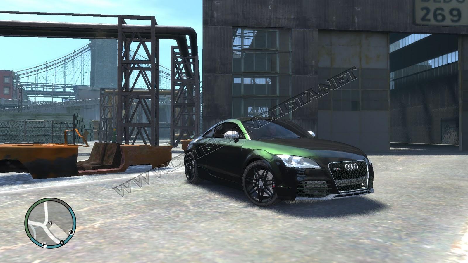 DG  GTA IV   Audi TT Euro Tuning HD Wallpaper