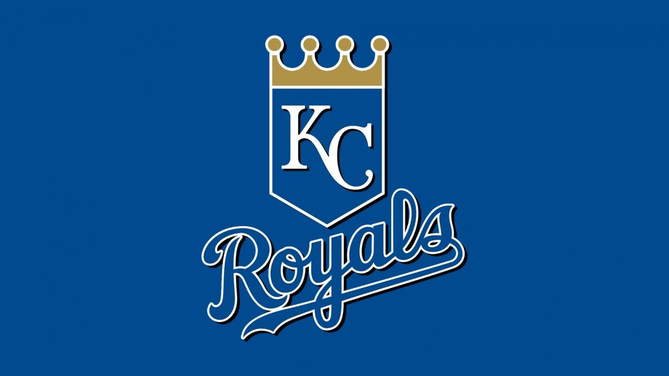 Kansas City Royals 2014 Logo HD Wallpaper