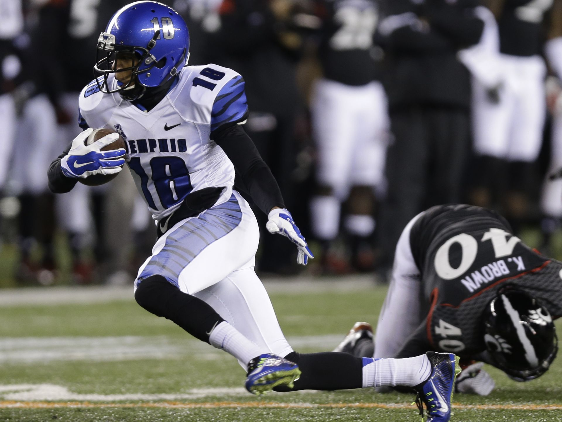 Memphis 41 Cincinnati 14  HD Wallpaper