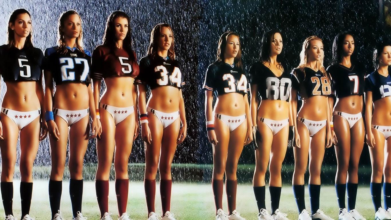 Nfl Cheerleaders United   HD Wallpaper