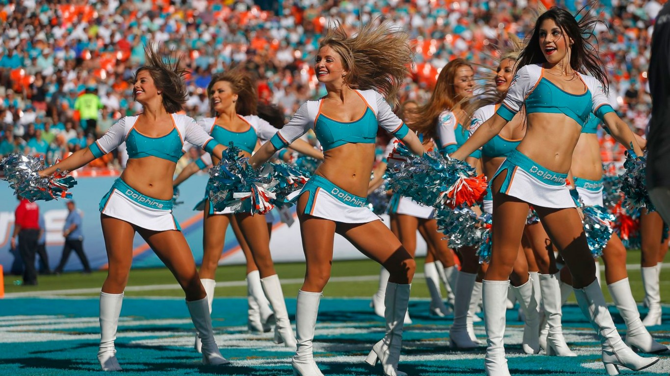Hottest NFL Miami Dolphins   HD Wallpaper