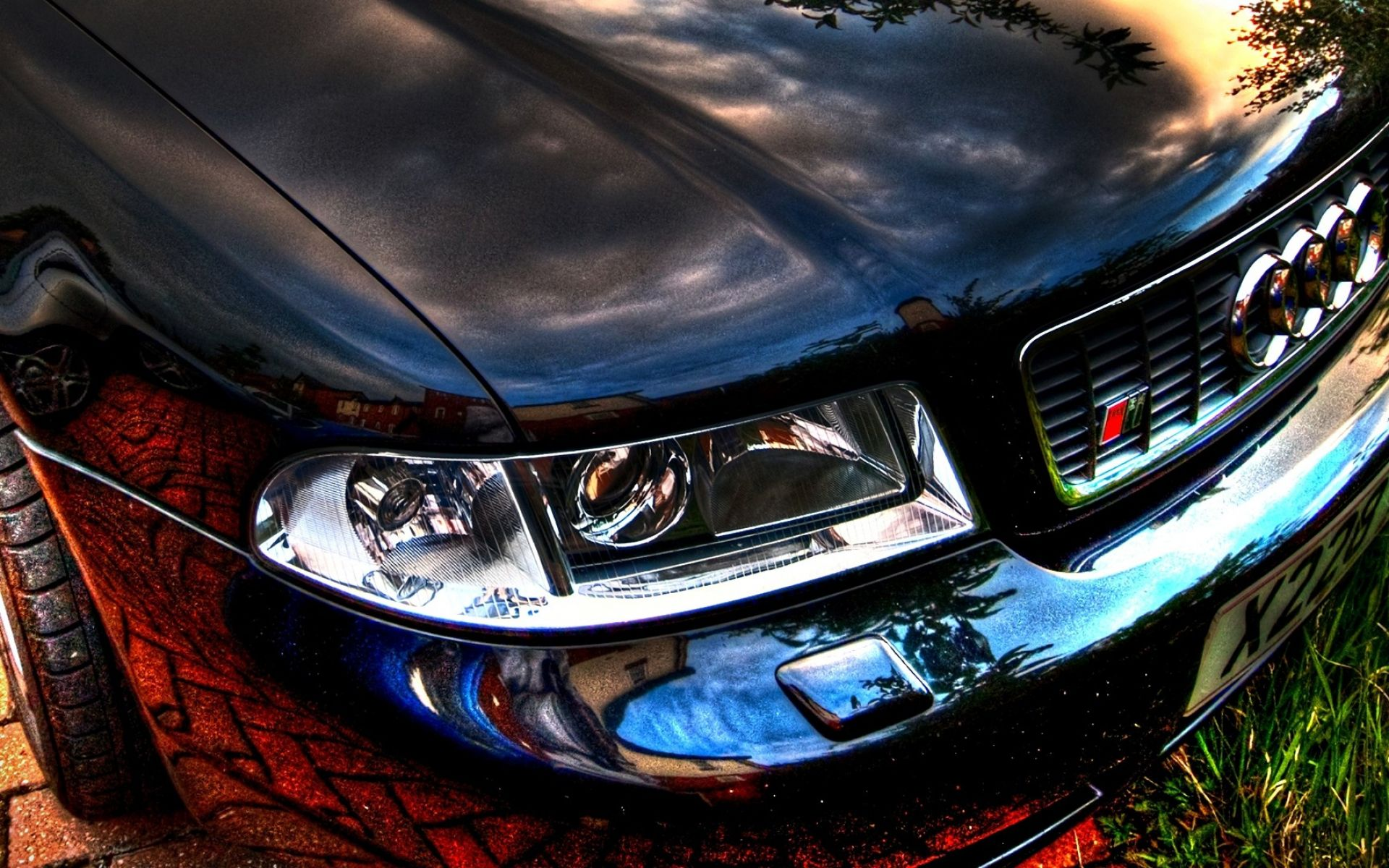 cars audi hdr photography audi   HD Wallpaper